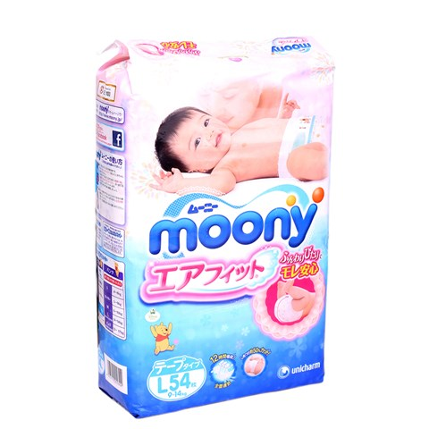 Bim dan Moony L54