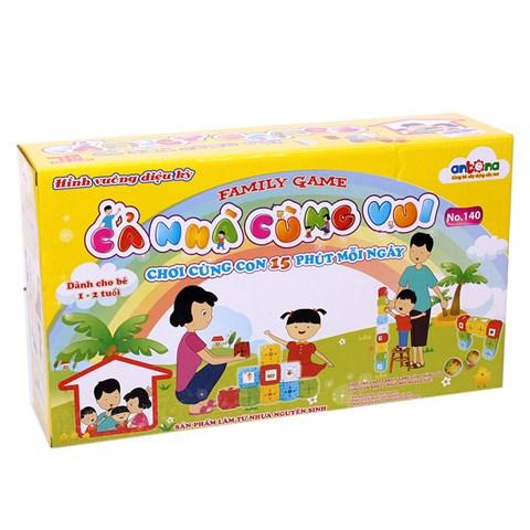 Bo do choi Antona - Family game No.140
