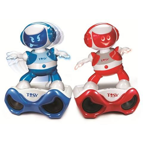 Do choi Robot Tosy biet nhay (Phien ban kem loa)