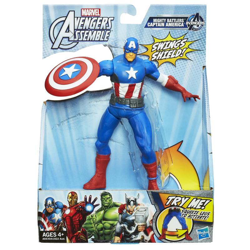 Captain America phien ban chien dau - A6630/A1822