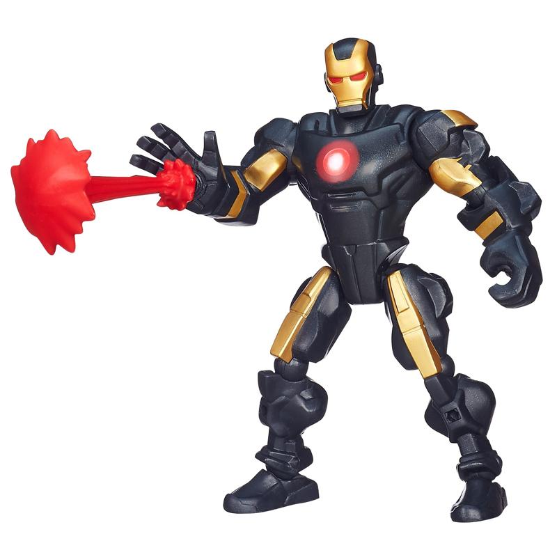 Iron Man phien ban ket hop - A6830/A6825