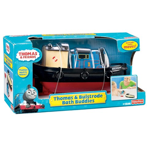 Tau Fisher Price trong Thomas and Friends