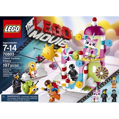 Do choi Lego 70803 - Xu so may Cuckoo