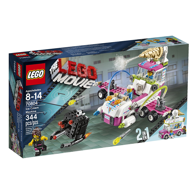 Do choi Lego 70804 - May lam kem