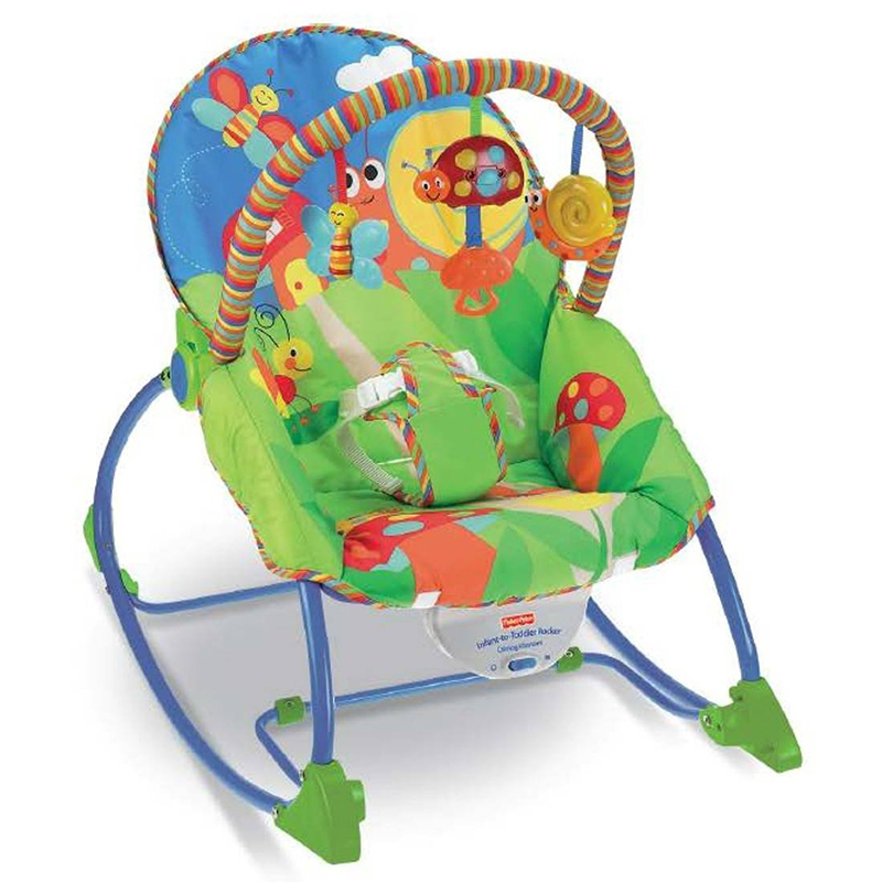 Ghe rung bap benh Fisher Price P3334