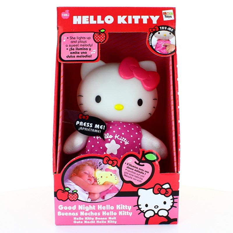 Meo ru ngu Hello Kitty 310667