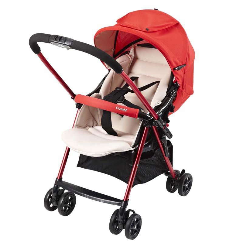 Xe đẩy cho bé Combi có gì nổi bật ?