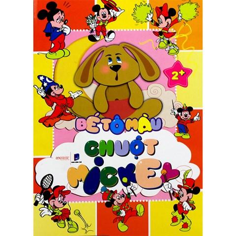 Be to mau chuot Mickey