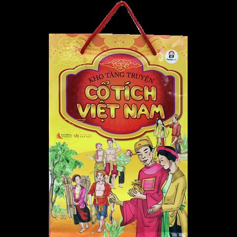 Kho tang truyen co tich Viet Nam