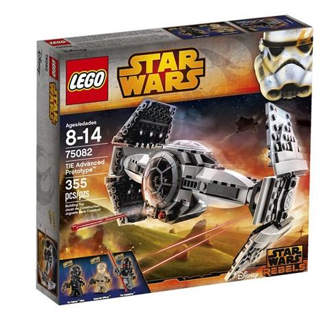 Lego 75082 – Phi thuyen cao cap TIE