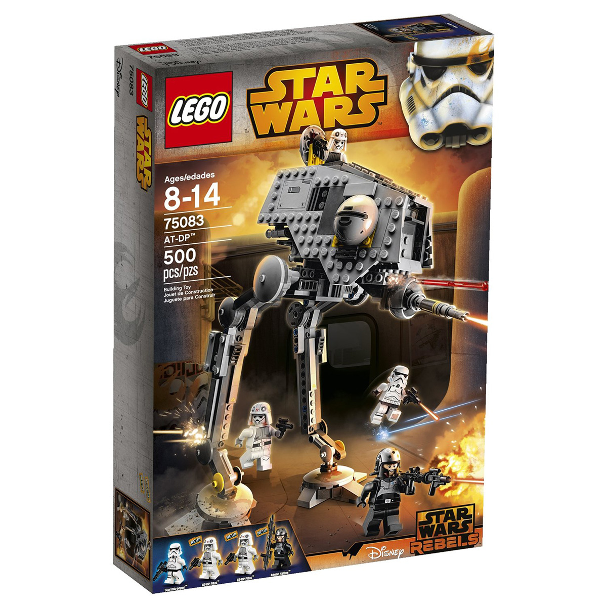 Do choi Lego 75083 – Co may AT - DP