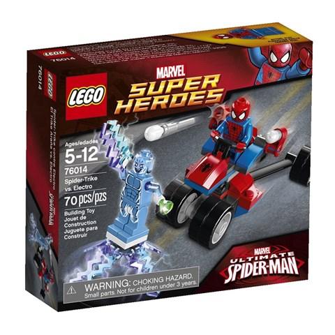 Do choi Lego 76010 Spider-Trike vs. Electro V29