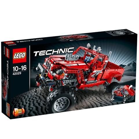 Do choi Lego Technic 42029 - Customized Pick up Truck