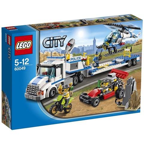 Do choi LEGO City 60049 - Van chuyen truc thang
