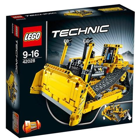 Do choi Lego Technic 42028 - Xep hinh Bulldozer