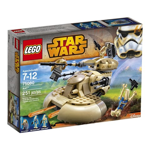 Do choi Lego 75074 – Tau truot tuyet