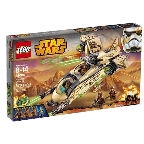 Do choi Lego 74084 – Phi thuyen tan cong Wookie