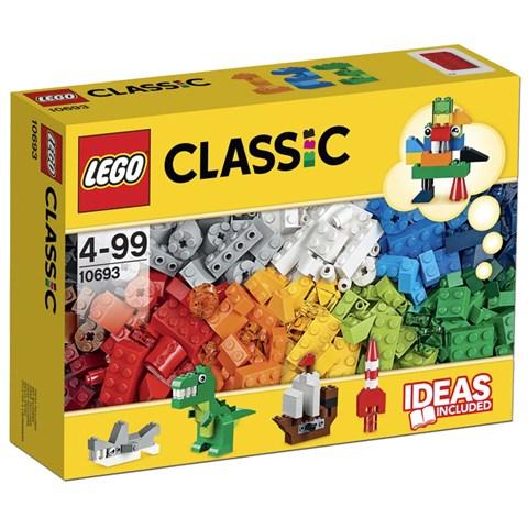 Do choi lego 10693 - Hop gach classic sang tao bo xung
