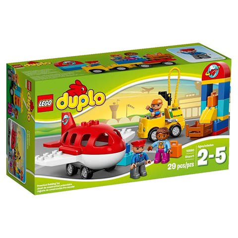 Do choi Lego Duplo 10590 - San Bay