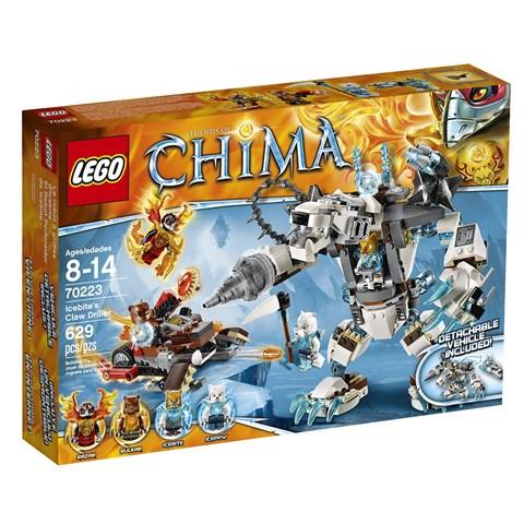 Do choi Lego 70223 – May khoan bang gia
