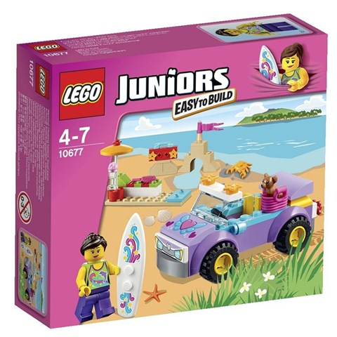 Do choi Lego Juniors 10677 - Chuyen du lich bai bien