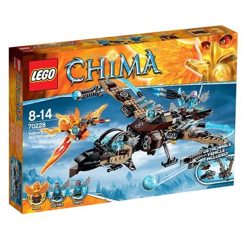 Do choi Lego 70228 – Biet doi khong kich Ken Ken