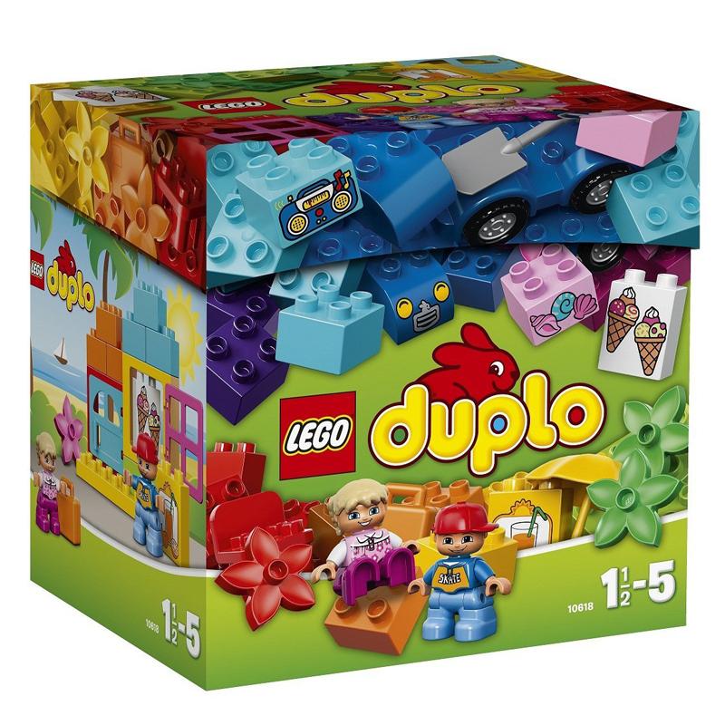 Do choi Lego Duplo 10618 - Lap rap sang tao