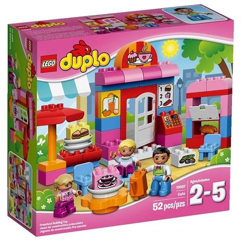 Do choi Lego Duplo 10587 - Quan giai khat