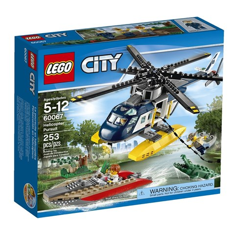 Do choi Lego 60067 - Truc thang truy duoi