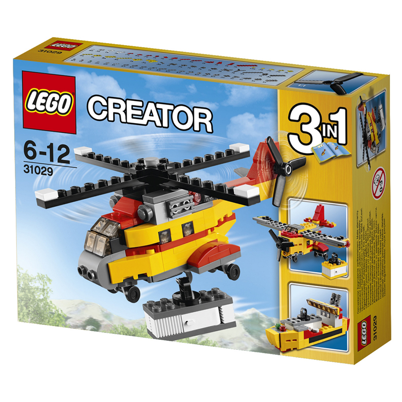 Do choi lego creator 31029 - Truc thang van tai