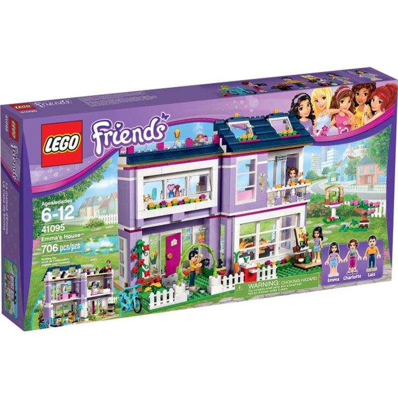 Do choi Lego 41095 - Ngoi nha cua Emma