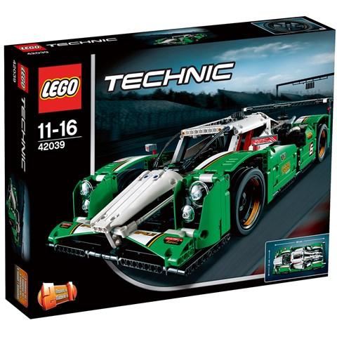 Do choi Lego 42039 - Sieu xe dua