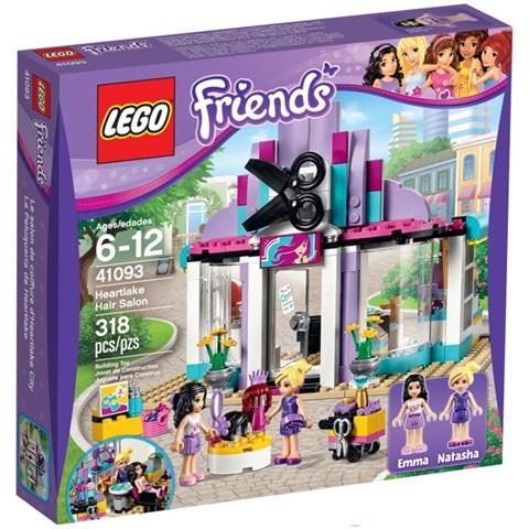 Do choi Lego 41093 - Tiem cham soc toc Heartlake