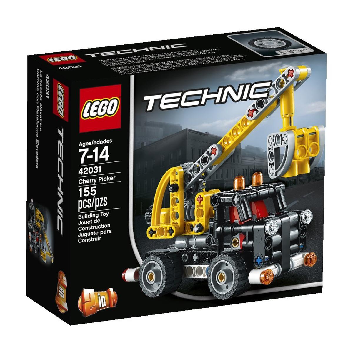 Do choi Lego 42031 - Xe nang