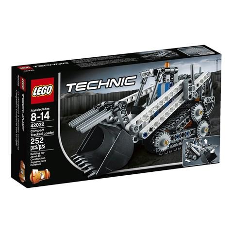 Do choi Lego 42032  - Xe xuc co dong