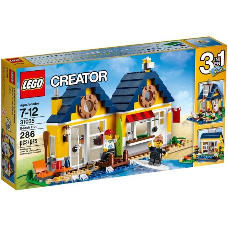 Do choi Lego 31035 – Leu bai bien