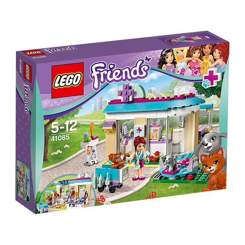 Do choi Lego 41085 - Phong kham thu cung