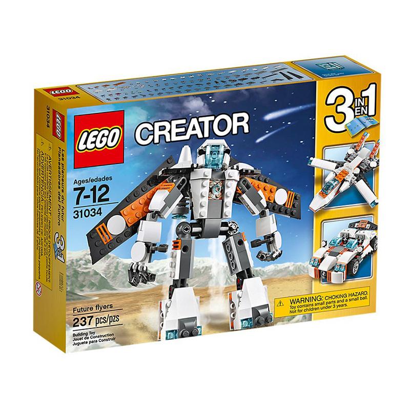Do choi Lego 31034 - Robot tuong lai