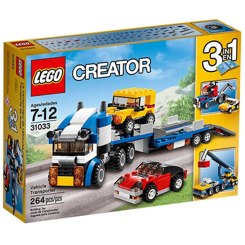 Do choi Lego 31033 - Van chuyen xe hoi