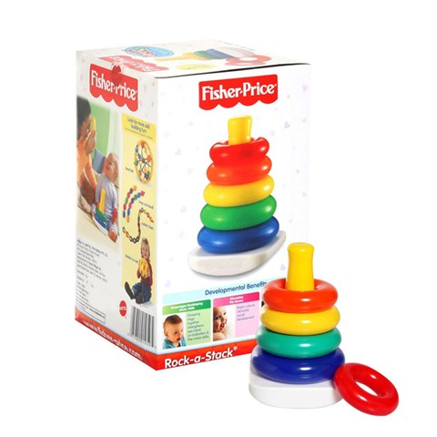 Thap xep chong Fisher Price