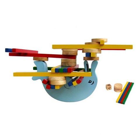 Do choi go Winwin Toys - Can bang ca heo