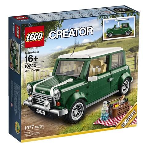 Do choi LEGO 10242 Mini Cooper MK VII