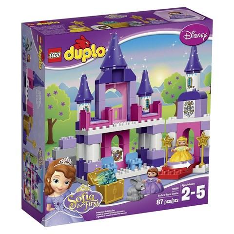 LEGO DUPLO – Cung dien Hoang gia cua Sofia