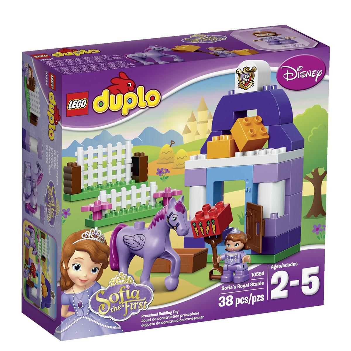 LEGO DUPLO – Chuong ngua Hoang gia cua Sofia
