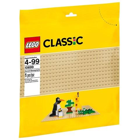 Tam nen xay dung  Lego Classic 10699