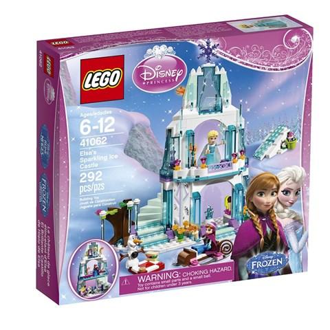 Do choi Lego – Lau dai bang cua Elsa