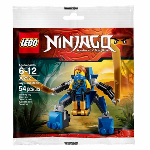 LEGO Ninjago - Ro bot sam set 30292