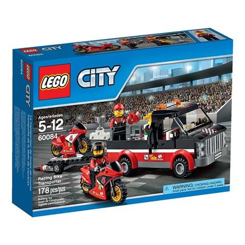 Do choi Lego 60084 – Van chuyen xe dua