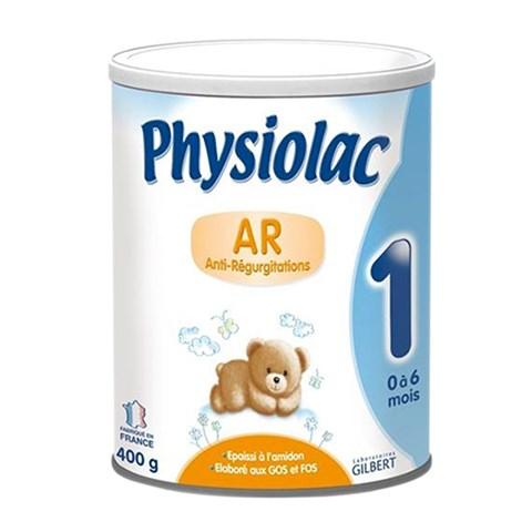 Sua Physiolac AR chong non tro - 400g