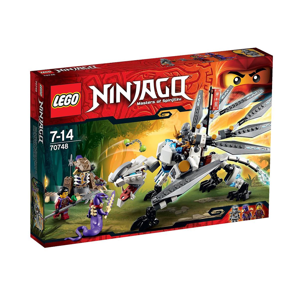 LEGO Ninjago 70748 – Rong than Titan